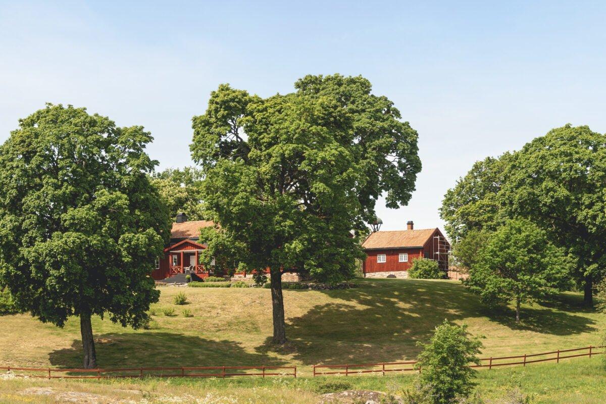 Weckelsö Skogar