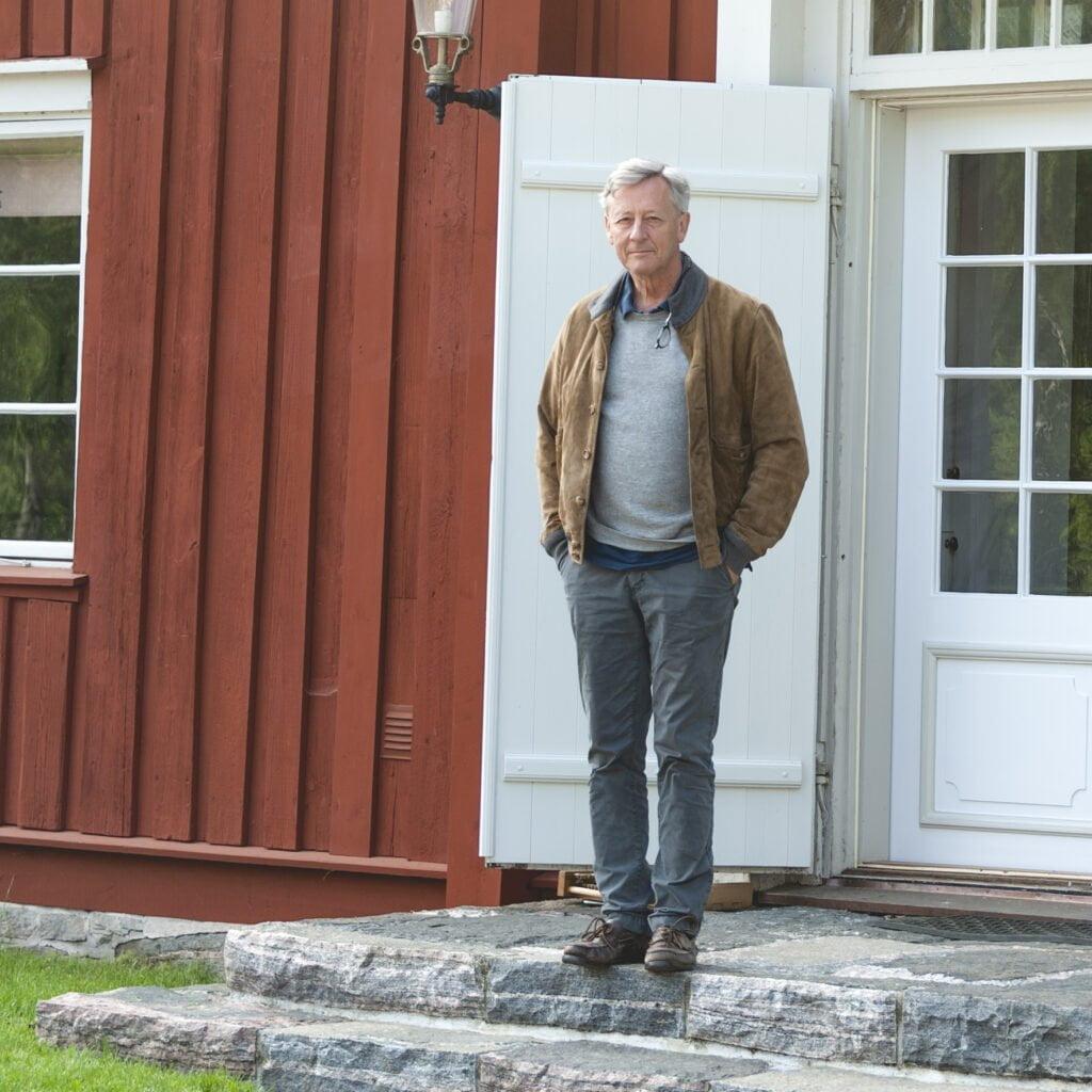 Hans Karlander, Weckelsö Skogar